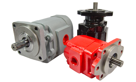 Metaris Brand Gear Pumps in 2-day Quickship program