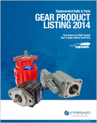 Click to view our Gear Product Listing