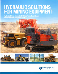 Click to view our Hydraulics for Mining Brochure