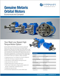 Click to view our Metaris Orbital Motors Cut Sheet