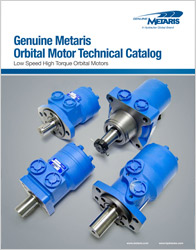 Click to view our Metaris Orbital Motors Technical Catalog
