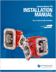 Click to view our PTO Install Manual