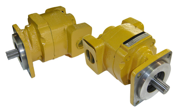 Metaris Aftermarket Case Application Gear Pumps