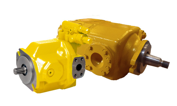 Metaris Aftermarket Caterpillar Replacement Pumps & Parts