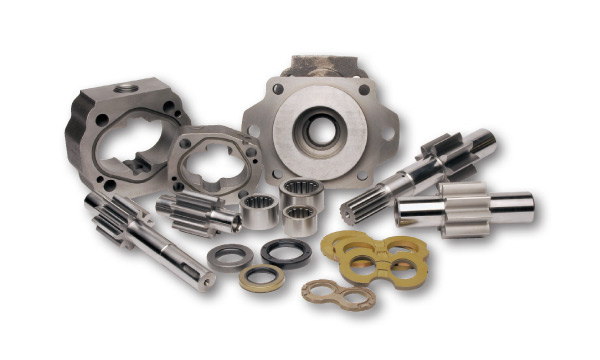 Metaris Aftermarket Replacement Gear Pump Parts