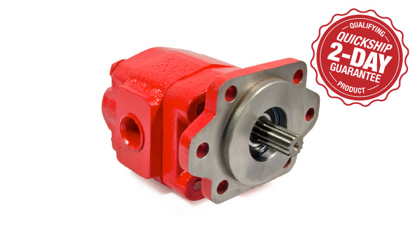 Metaris Aftermarket MH20 Series Hydraulic Gear Pumps & Motors - Interchange
