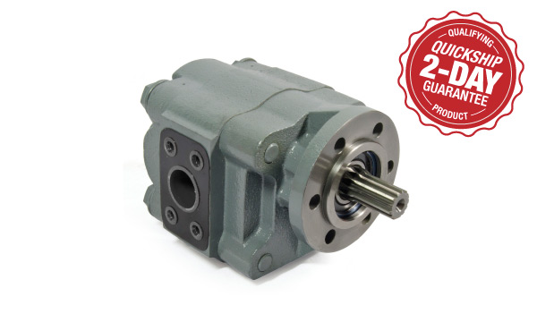 Metaris Aftermarket MH30/31 Series Hydraulic Gear Pumps & Motors - Interchange