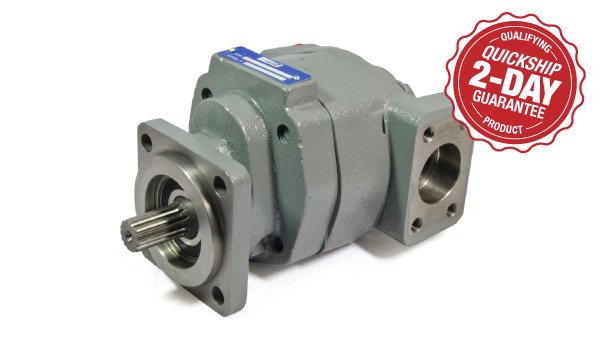 Metaris Aftermarket MH330 Series Hydraulic Gear Pumps & Motors - Interchange