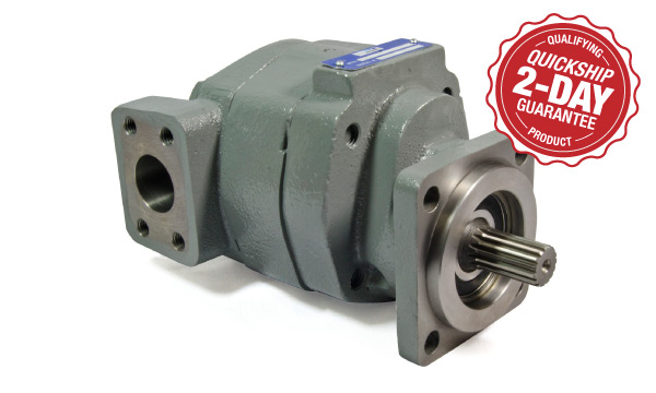 Metaris Aftermarket MH350 Series Hydraulic Gear Pumps & Motors - Interchange