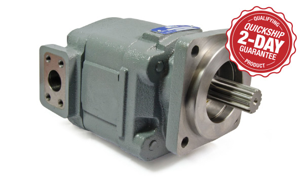 Metaris Aftermarket MH365 Series Hydraulic Gear Pumps & Motors - Interchange
