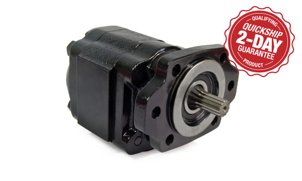 Metaris Aftermarket MH50/51 Series Hydraulic Gear Pumps & Motors - Interchange