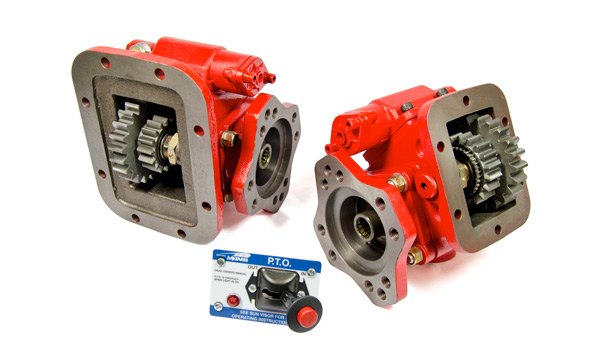 Metaris Aftermarket MH6 & MH8 Standard Duty Power Take-offs (PTOs)