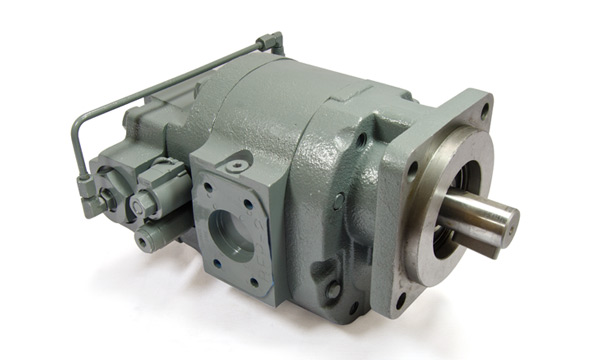 Metaris Aftermarket MHUP Series Unloader Gear Pump - Interchange