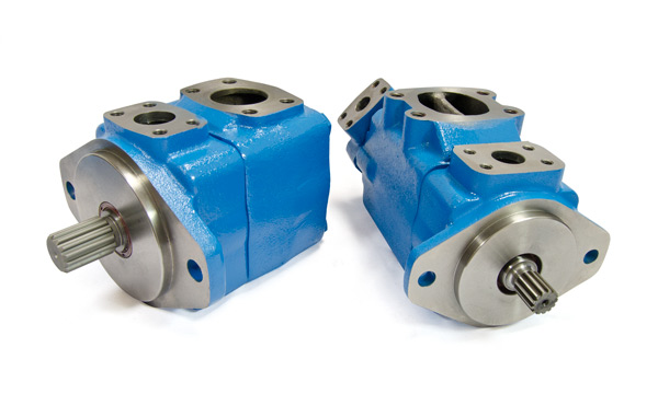 Metaris Aftermarket MV & MVQ Hydraulic Vane Pumps - 20V/VQ, 25V/VQ, 35V/VQ, 45V/VQ