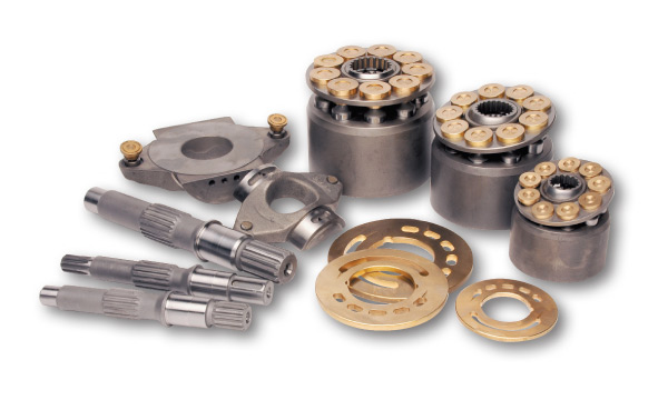 Metaris Aftermarket Replacement Piston Pump Parts